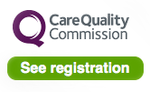Care Quality Commission see registration